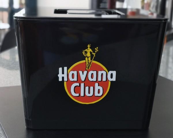 Havana Club Eiswürfelbehälter