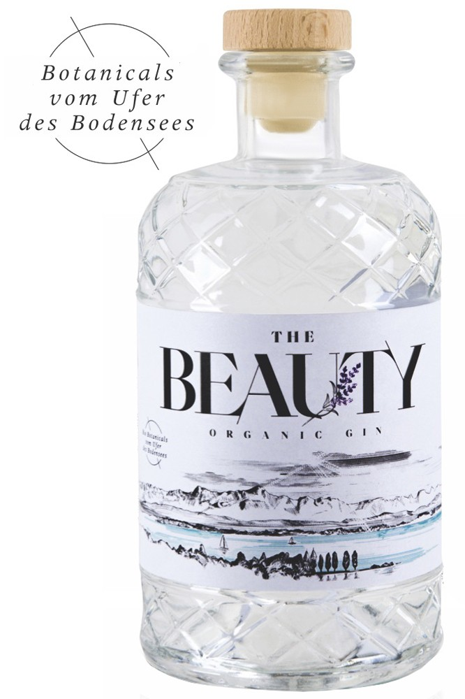 The Beauty Bodensee Gin