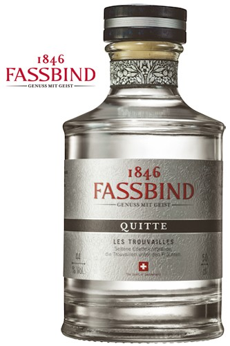 Fassbind Quitte Les Trouvailles - 44% Vol.