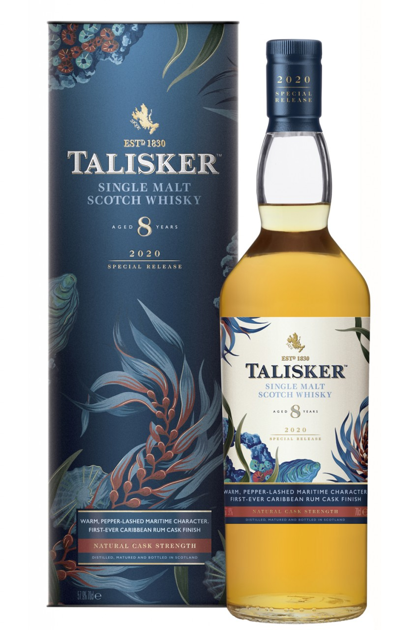 Talisker 8 Jahre - Special Release 2020