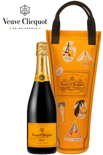 Veuve Clicquot Yellow Label - Shopping Bag