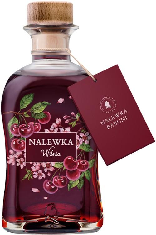 Nalewka Babuni - Edelkirsch Likör
