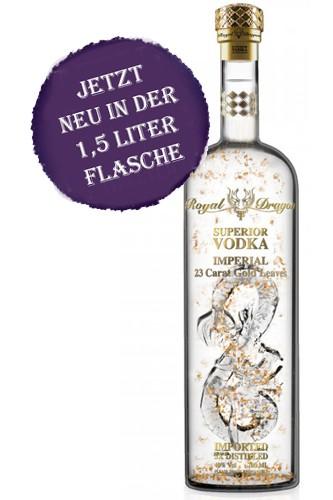 Royal Dragon Imperial  - 1,5 Liter Vodka