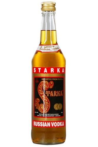 Starka Russian Barrel Aged Wodka