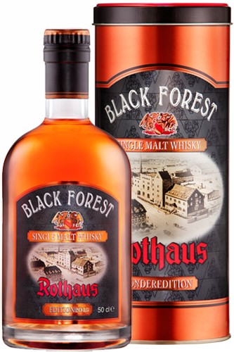 Rothaus Black Forest Madeira Wood Finish - Limited Edition