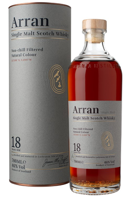 The Arran 18 Jahre - New Edition