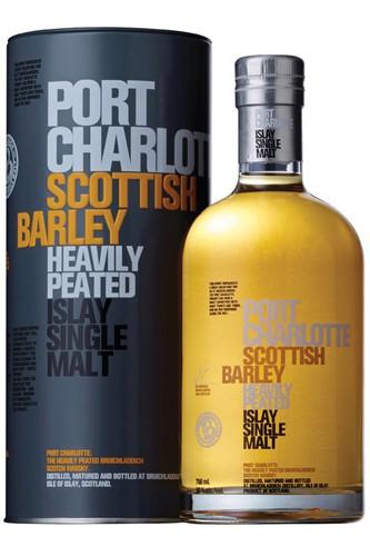 Port Charlotte Scottish Barley Whisky