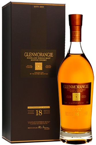 Glenmorangie 18 Jahre Extremly Rare
