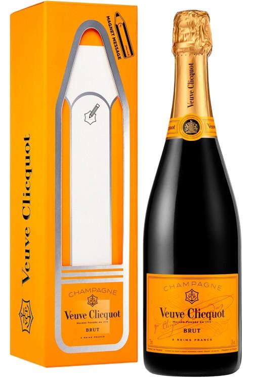 Veuve Cliquot Brut Champagner - Magnet