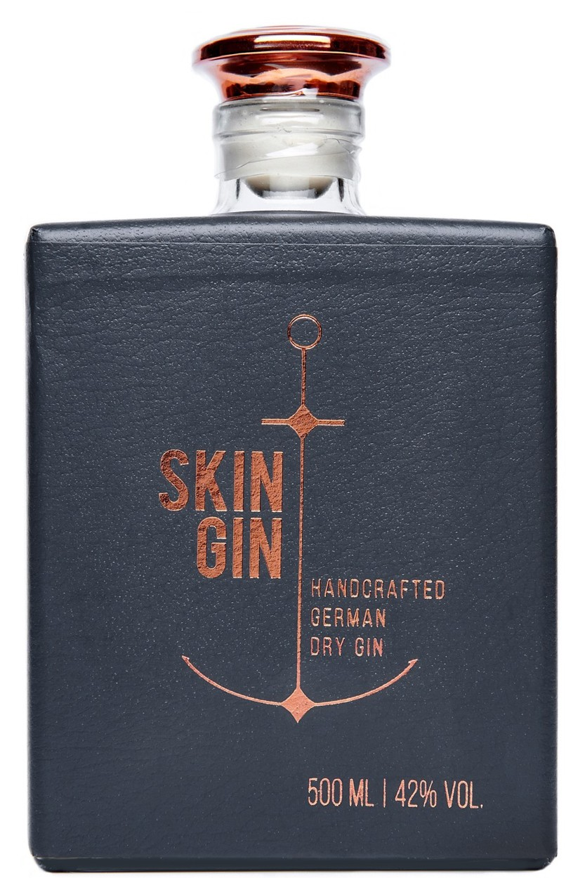 SKIN Gin - Anthrazit Edition