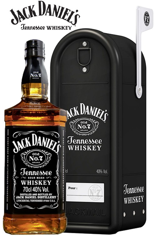 Jack Daniels No. 7 - Mailbox