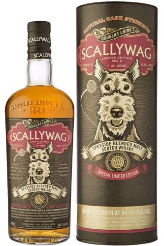 Scallywag Cask Strength No. 2