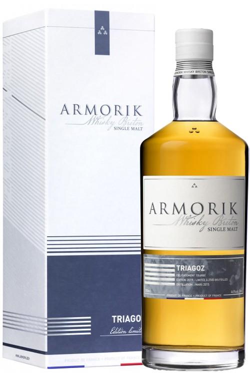 Armorik Triagoz - Lightly Peated