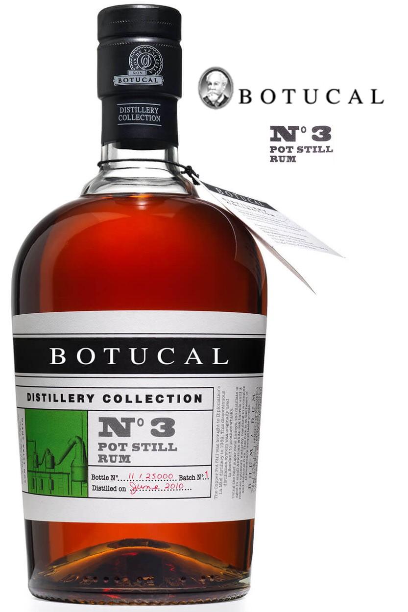 Botucal No. 3 - Pot Still Rum