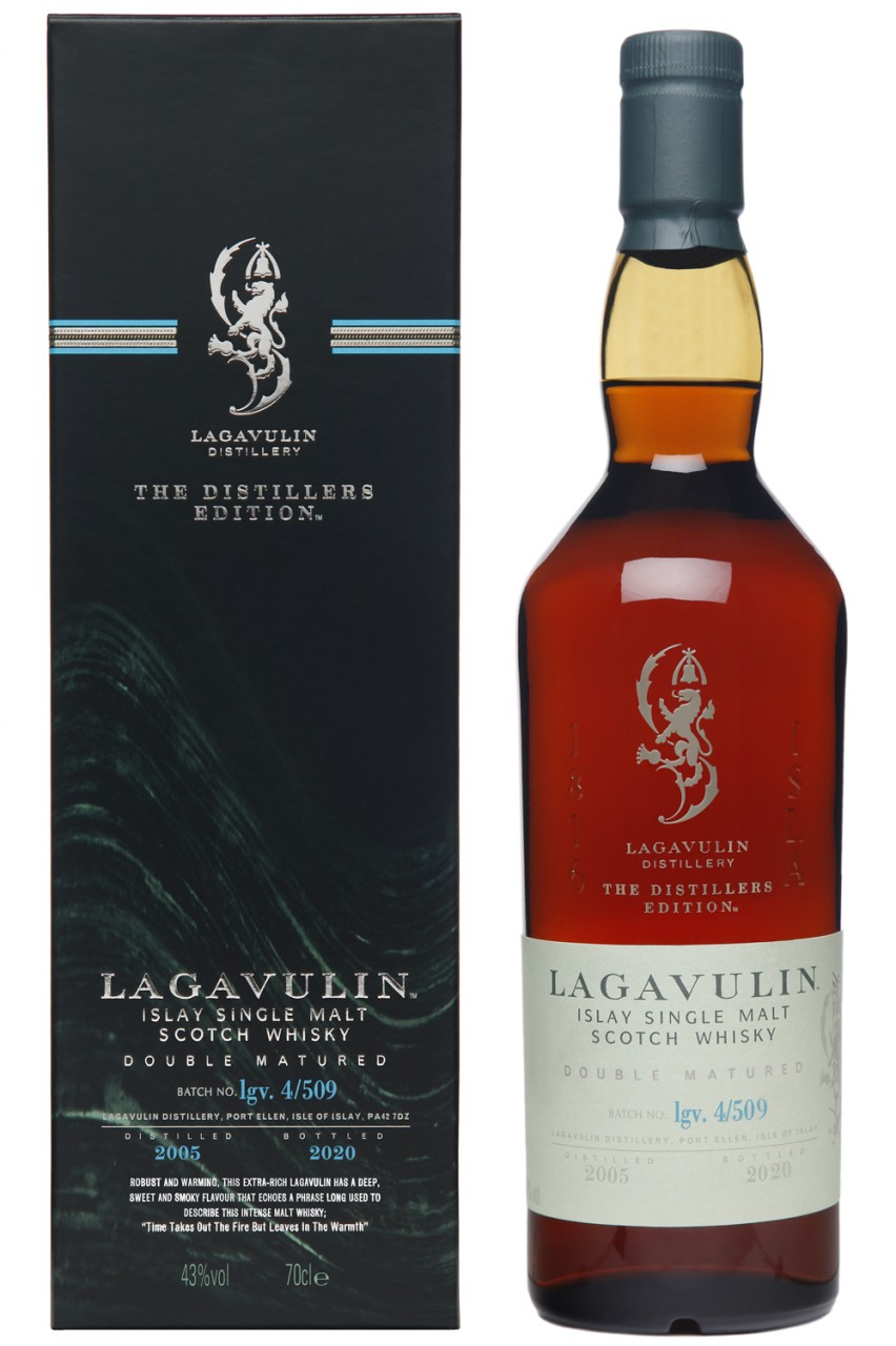 Lagavulin Distillers Edition 2005/2020
