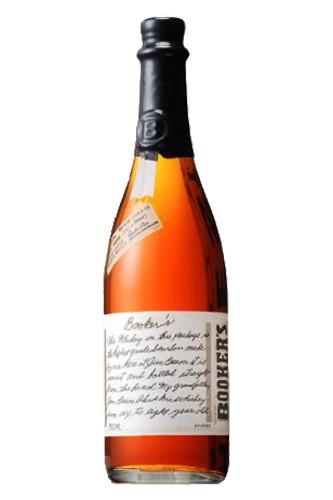 Bookers Bourbon Flasche