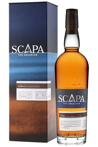 Scapa Glansa Single Malt