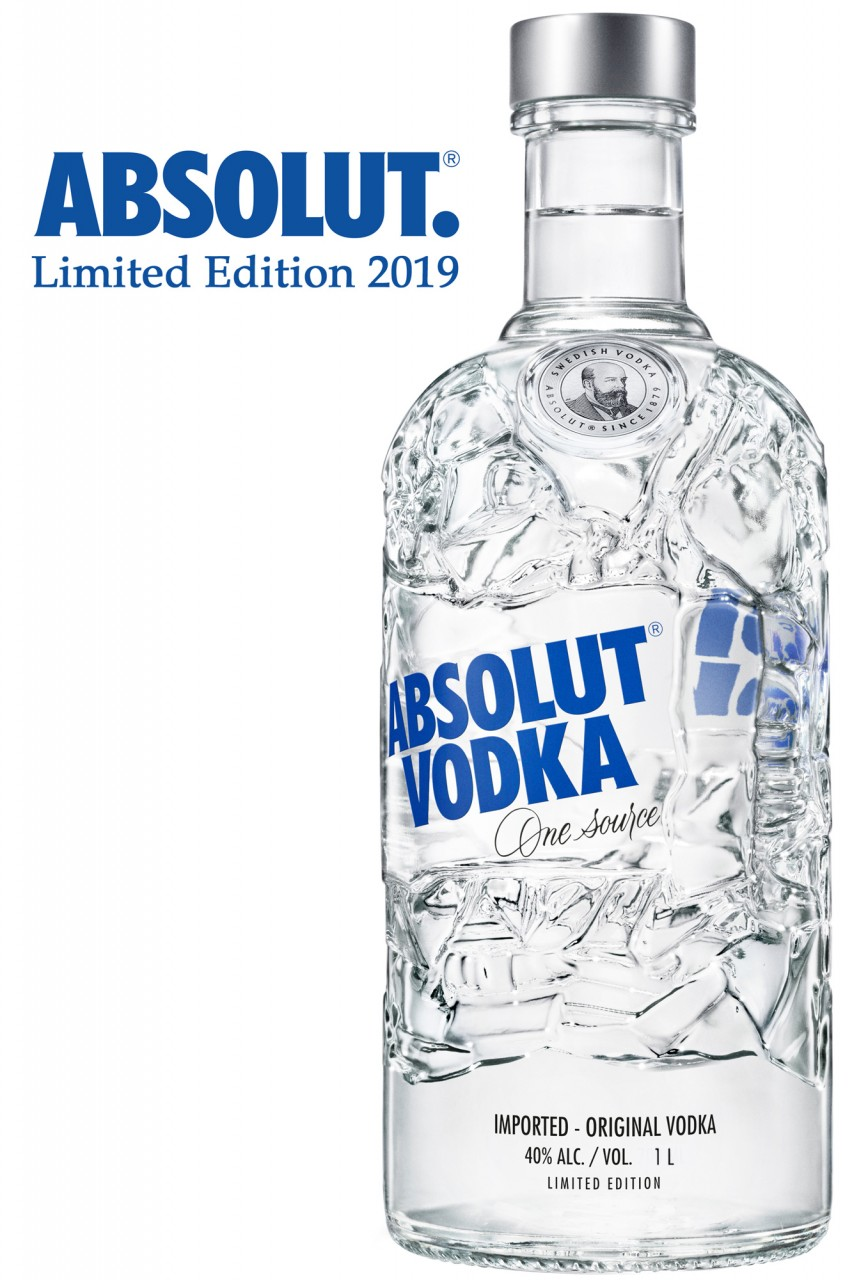Absolut Recycled Vodka - Limited Edition