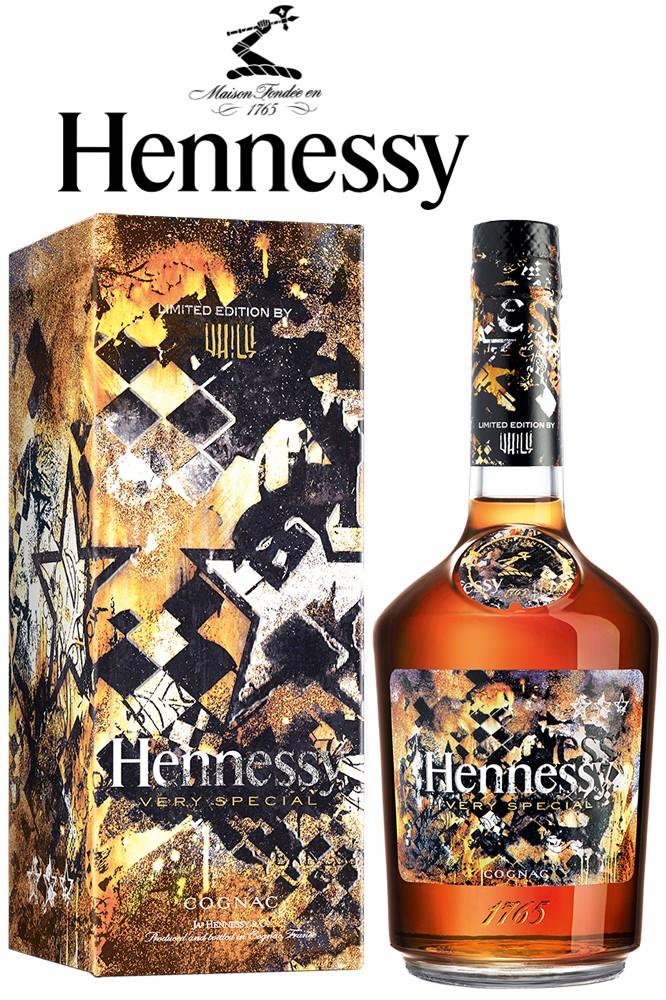 Hennessy V.S. by VHILS