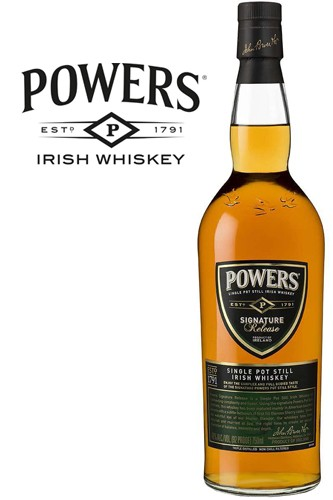 Powers Signature Release - Irish Whiskey