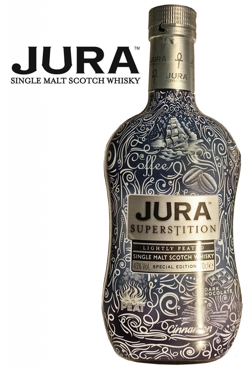 Jura Superstition - Tattoo Design