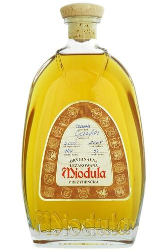 Miodula President Vodka