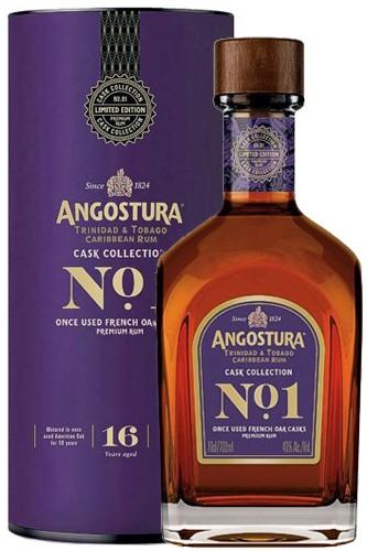 Angostura No 1 Cask Collection Batch 2