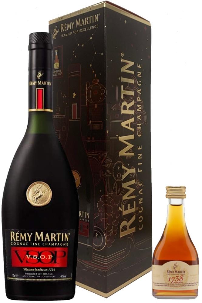 Remy Martin VSOP Cognac & 1738 Cognac