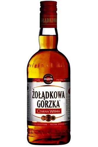 Zoladkowa Gorzka Black Cherry