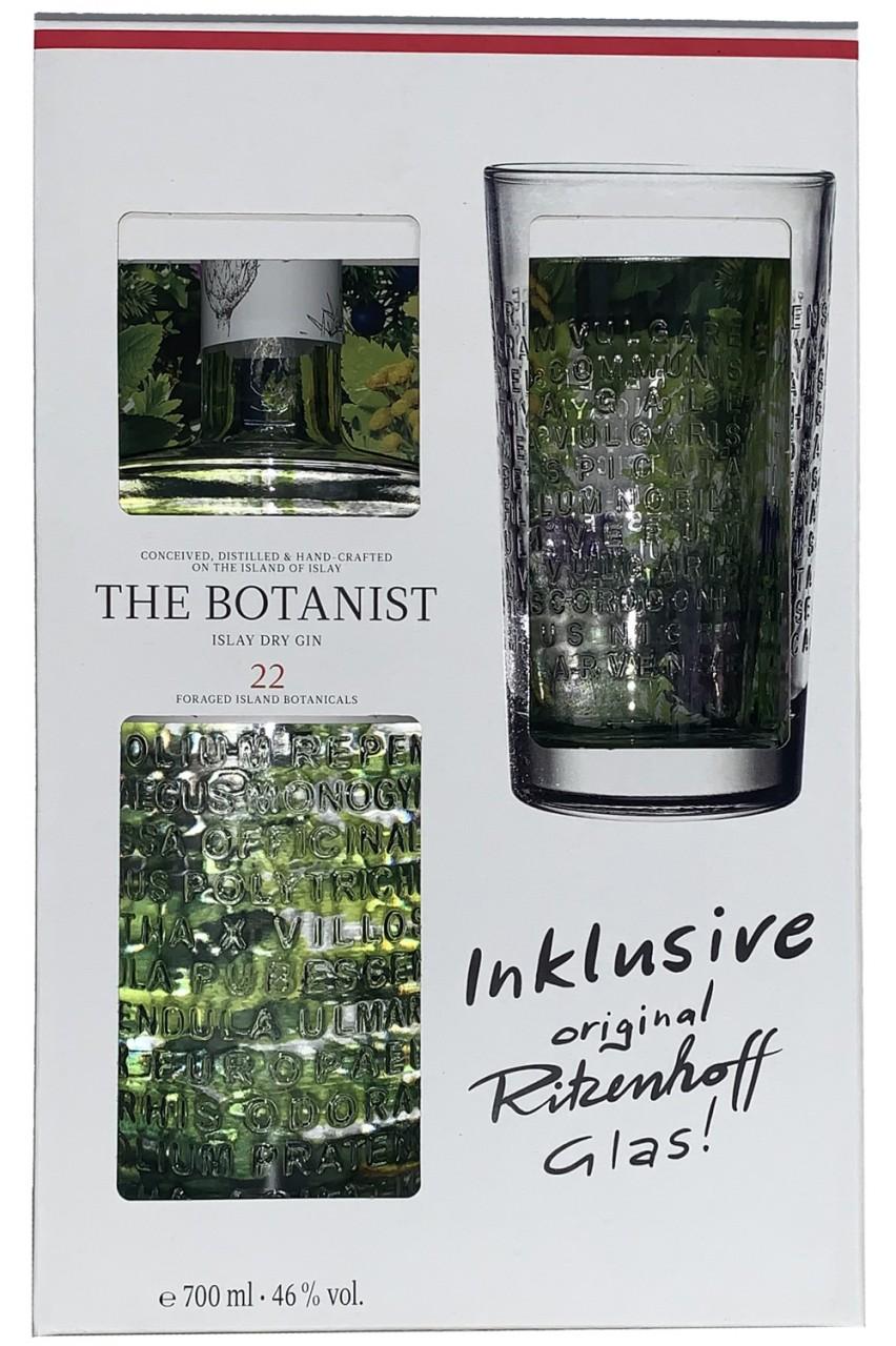 The Botanist Islay Dry Gin mit Ritzenhoff Glas