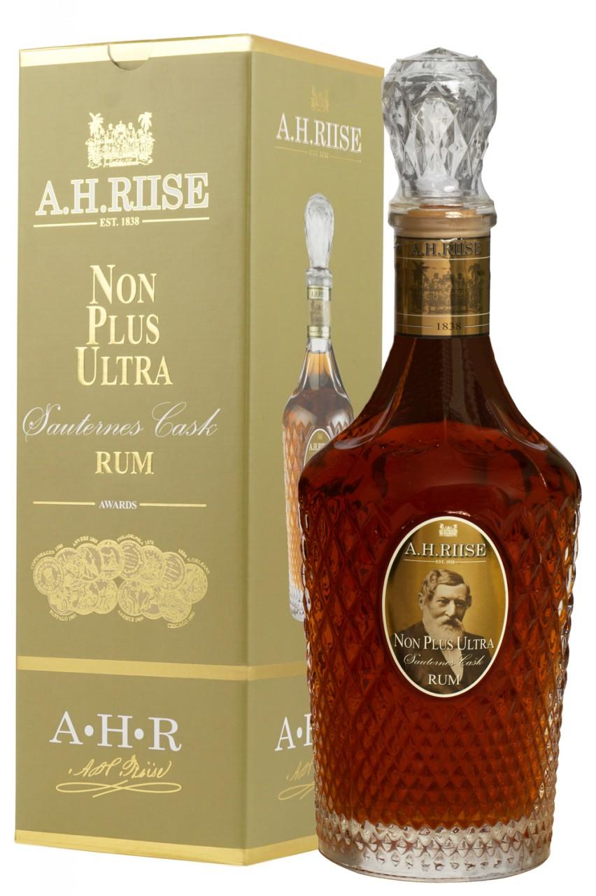 A.H Riise Non Plus Ultra Sauternes Cask