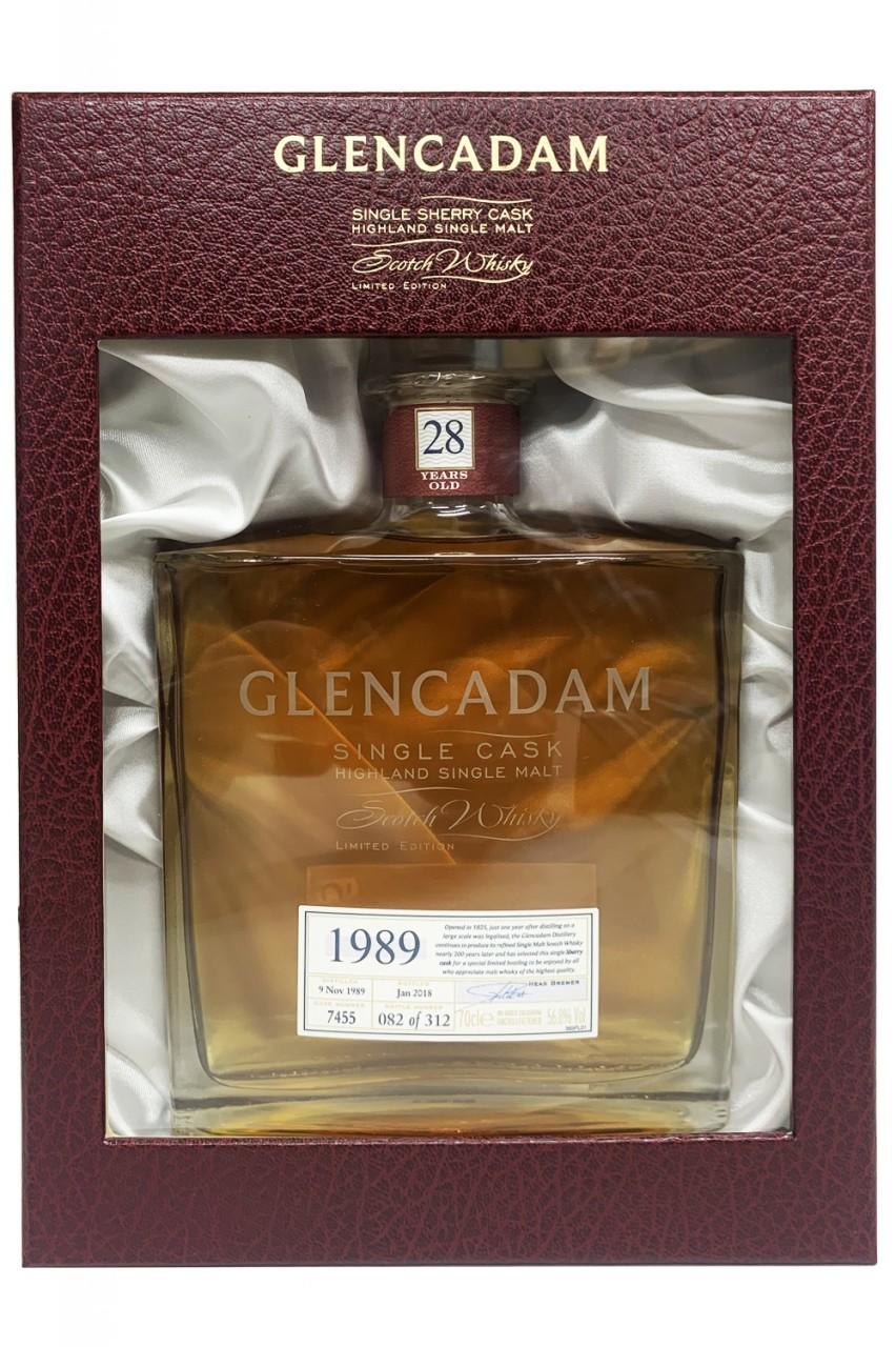Glencadam 1989 - Single Cask