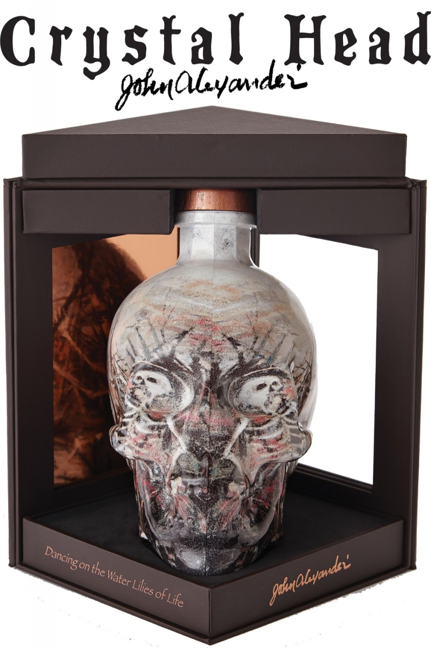 Crystal Head Vodka - John Alexander Edition