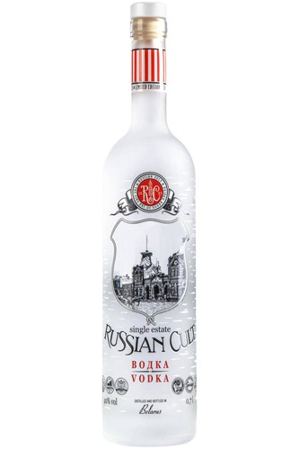 Russian Cult Minskaya Vodka