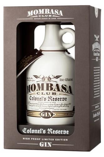 Mombasa Club Colonel´s Reserve Gin