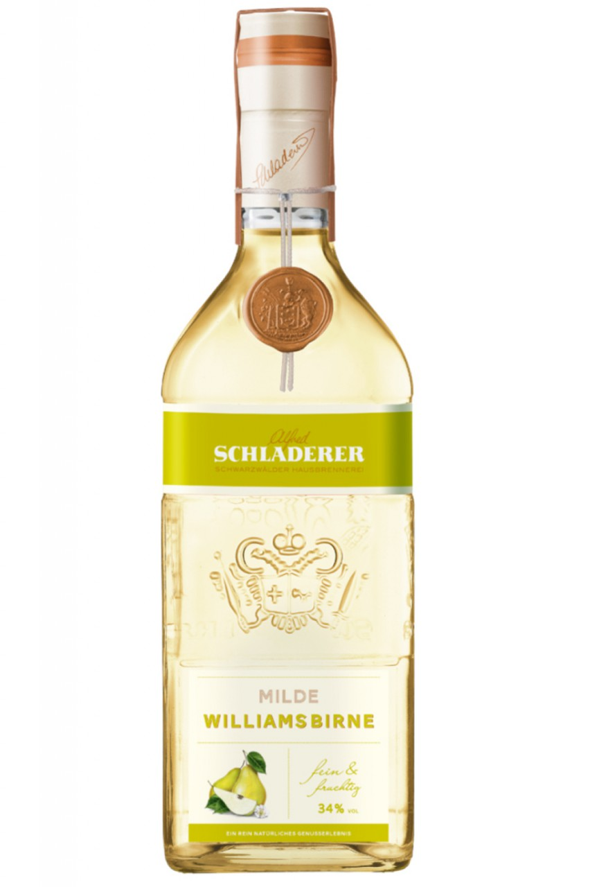 Schladerer Milde Williams-Birne