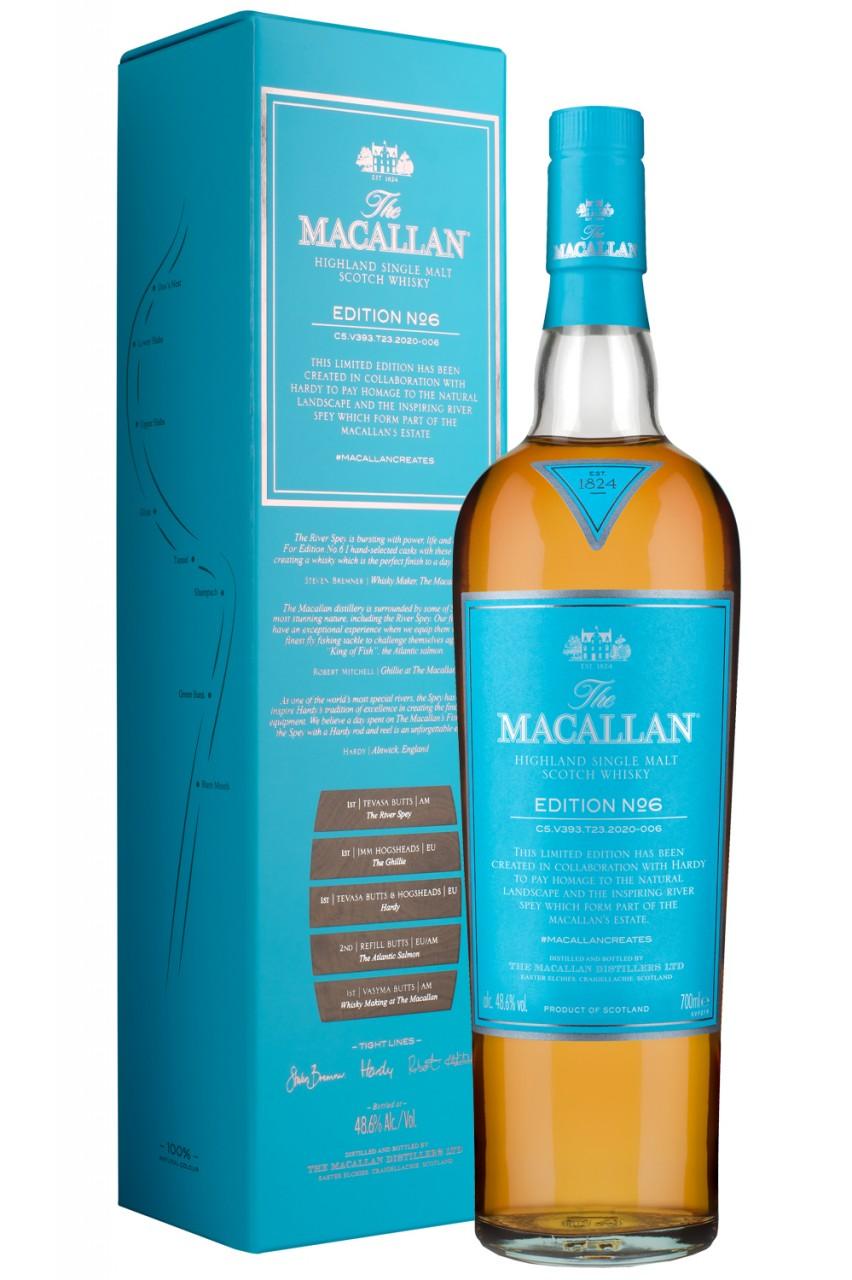 Macallan Edition No. 6 - Limited Edition