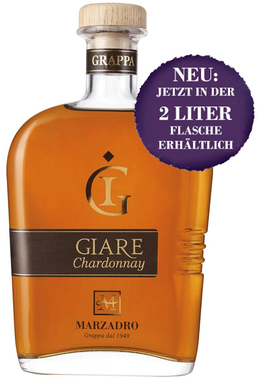Marzadro Le Giare Chardonnay - 2 Liter