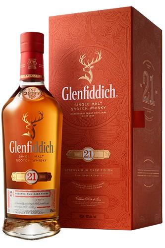 Glenfiddich 21 Jahre Rum Cask